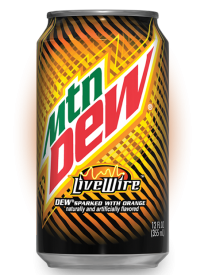 Mountain Dew Live Wire